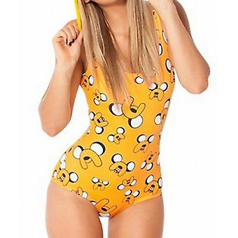 Waooh - Swimsuit Printed Adventure Time Jake
