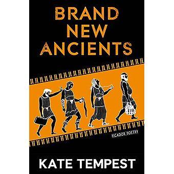 Splinterny Ancients (vigtigste marked Red.) af Kate Tempest - 9781447257684