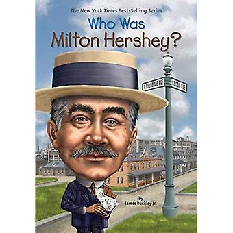 Who Was Milton Hershey? (Who Was...? (Paperback))