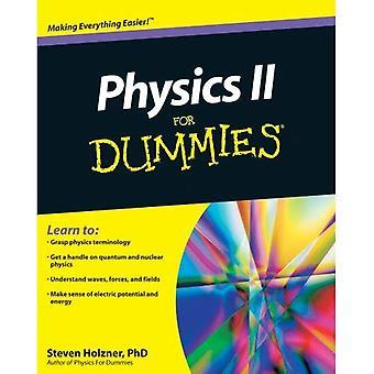 Physics II for Dummies