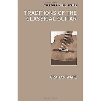 Traditioner av klassisk gitarr