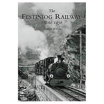 El ferrocarril de Festiniog de 1950