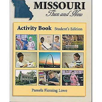 Missouri Then and Now Activity Book