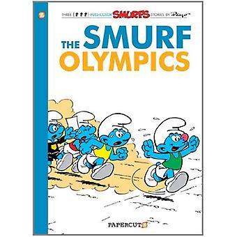 Les Schtroumpfs #11: Les jeux olympiques de Schtroumpf