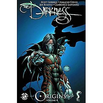 Mørket: Origins volum 4 TP (Darkness (Top Cow))