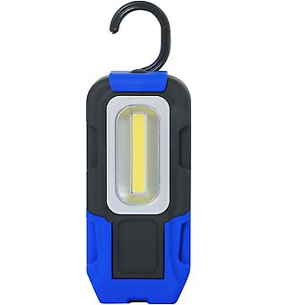 TRIXES Blue Rotating Bright Work Hanging Flashlight