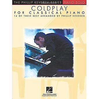 Phillip Keveren serien: Coldplay för klassiskt Piano