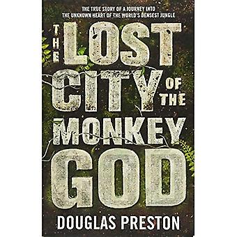 A cidade perdida do Deus macaco