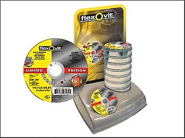 Flexovit Multi usage disque a TRONCONNER 230 x 22,23 mm