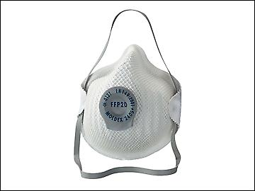 Moldex Classic Series FFP2 NR D Valved Mask Pack of 20