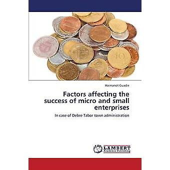 Factors Affecting the Success of Micro and Small Enterprises by Guadie Haimanot