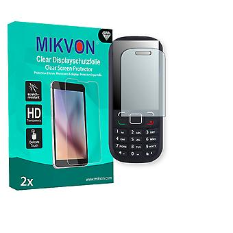 Bea-fon C40 Screen Protector - Mikvon Clear (Retail Package with accessories)
