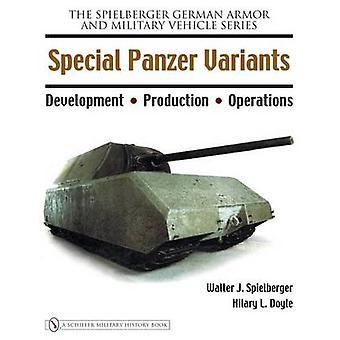 Særlige Panzer varianter-udvikling-produktion-drift af Wal