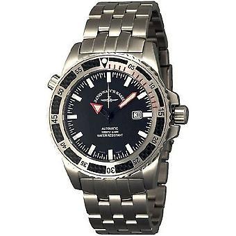 Zeno-watch montre plongeur professionnel XL automatique 6478-i1-7 M