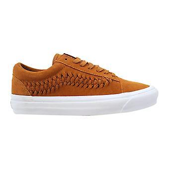 Vans Old School Weave D Suede Glazed Ginger VN0A38G98T7 Men's