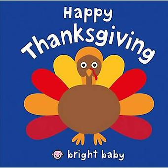 Happy Thanksgiving by Roger Priddy - 9780312518714 Book