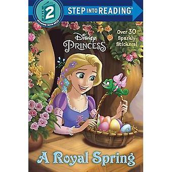 A Royal Spring (Disney Princess) by Kristen L Depken - Fabio Laguna -
