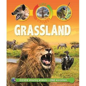 Life Cycles - Grassland by Sean Callery - 9780753473801 Book