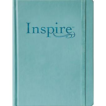 Inspire Bible-NLT - The Bible for Creative Journaling (large type edit