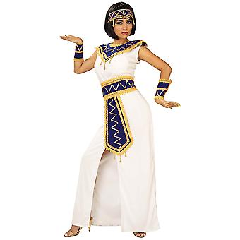 Princess of The Pyramids Cleopatra Egyptian Queen Goddess Ancient Womens Costume