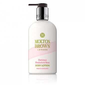 Nourishing Lotion For The Rhubarb and Rose Body