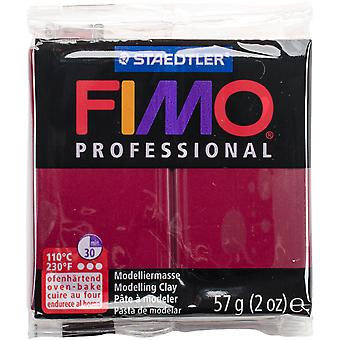 Fimo Professional Soft Polymer Clay 2oz-Bordeaux EF8005-23