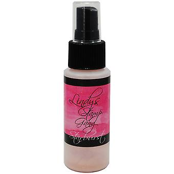 Timbre Gang Starburst Spray 2Oz bouteille glace Alpine Rose Sbs de Lindy 60