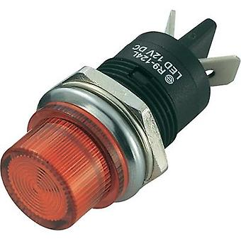 LED indicator light Red 12 Vdc SCI