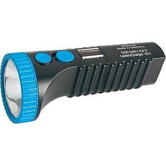 LED Torch AccuLux PowerLux rechargeable