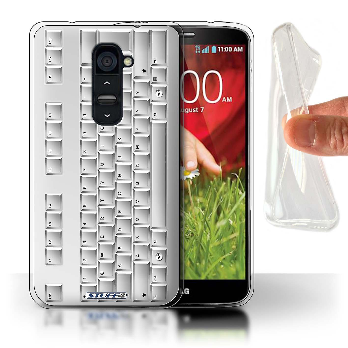 Lg G2 White Cover For Case Cases Silicone Flexible Gel D802 32gb Free Flip Download