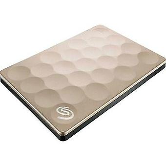 disco duro 2.5 externo de 1 TB Seagate Backup Plus Ultra Slim oro USB 3.0