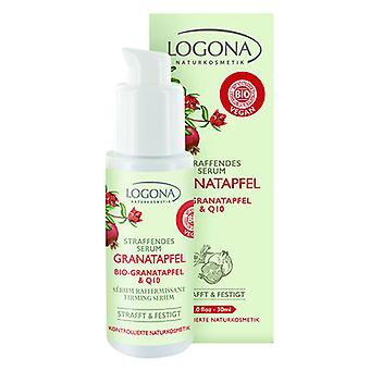 Logona Granada Serum + Q10 (Woman , Cosmetics , Skin Care , Anti-aging , Firming)