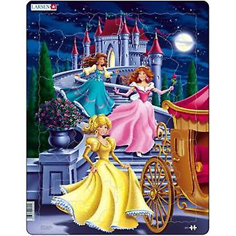 Larsen Princesses (Kids , Toys , Table games , Puzzles)