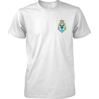 HMS Tarbatness - Decommissioned Royal Navy Ship T-Shirt Colour