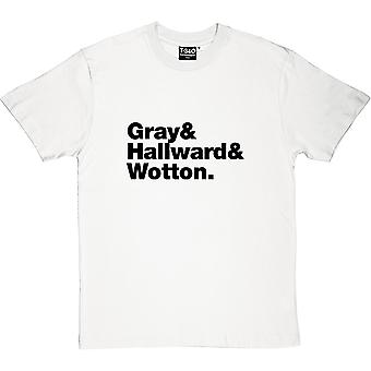 The Picture of Dorian Gray Line-Up Men's T-Shirt