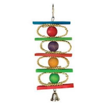 Arquivet Hoops, colorful balls and bell