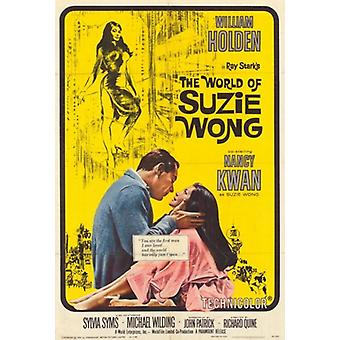 Il mondo di Suzie Wong Movie Poster (11x17)