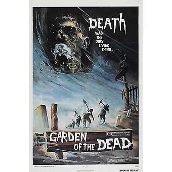 Garten der Toten Film Poster drucken (27 x 40)