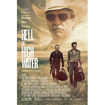 Hell or High Water Movie Poster (11 x 17)