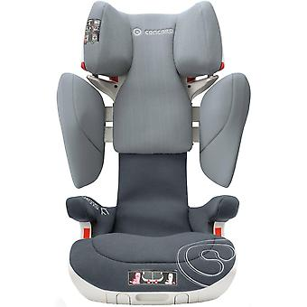 Concord Transformer XT Group 2/3 Car Seat - Midnight Black