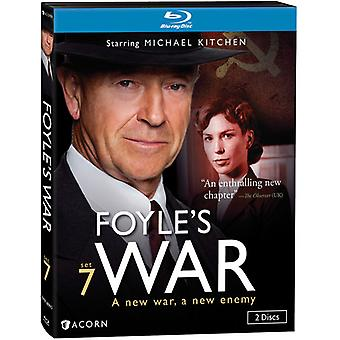 Foyle's War Set 7 [BLU-RAY] USA import