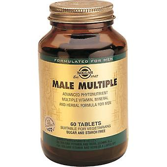 Solgar Male Multiple 120 Tablets (Hygiene and health , Sexual health , Suplements)