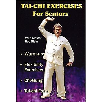 Tai-Chi øvelser for seniorer - varme-ups - Flexibi [DVD] USA import