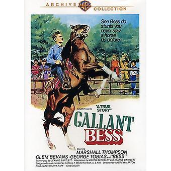 Gallant Bess [DVD] USA import