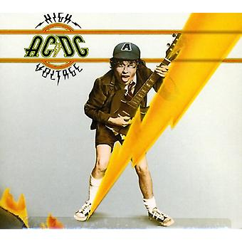 AC/DC - High Voltage [CD] USA import