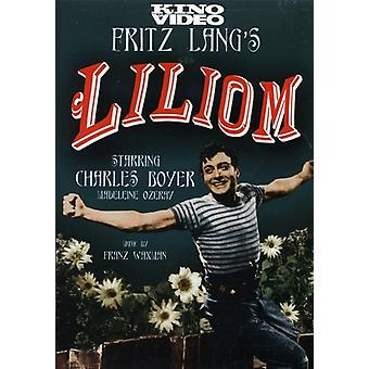 Liliom [DVD] USA import
