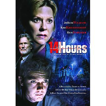 14 timer [DVD] USA import