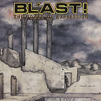 Bl'Ast - Power udtryk [CD] USA importerer