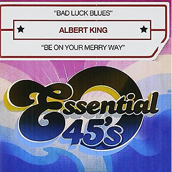 Albert King - Bad Luck Blues [CD] USA import