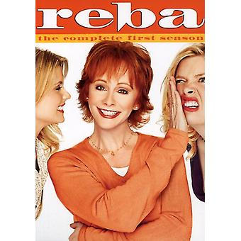 Reba: Season 1 [DVD] USA import